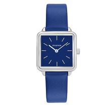 Квадратные женские наручные часы, люксовый бренд, женские кварцевые часы с браслетом, часы из розового золота, стальные сетчатые женские ча...(Китай)