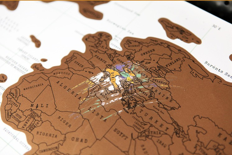 The-gold-foil-layer-Scratch-Map-World-map-Travel-map-Free
