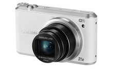 digital Samsung WB350F16.3 million pixels 21 times optical zoom WIFI digital camera Free shipping