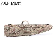 Многофункциональный тактический 120 см тяжелый пистолет, скользящий конический чехол для переноски винтовки, сумка на плечо, водонепроницае...(Китай)