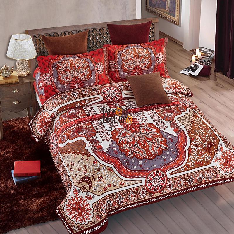 indien literie promotion achetez des indien literie promotionnels sur alibaba group. Black Bedroom Furniture Sets. Home Design Ideas