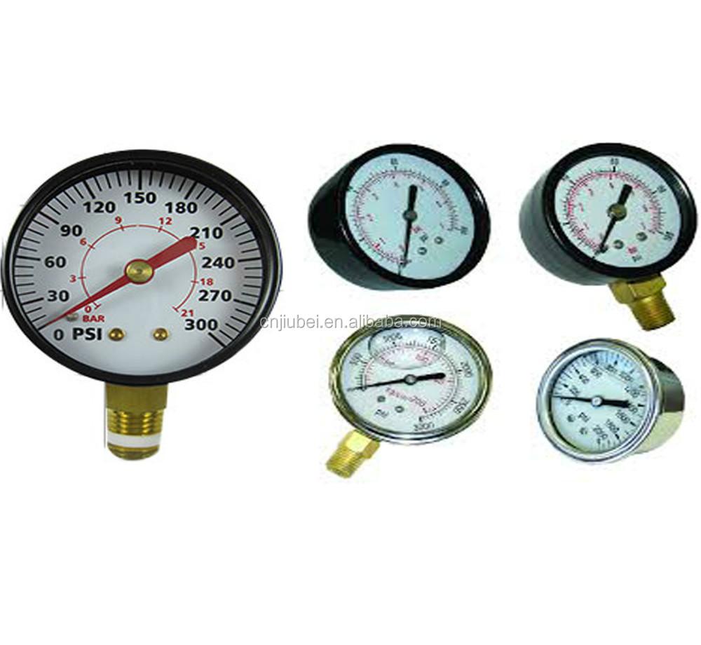 accurate dial tire air pressure gauge pressure meter 5 60 psi tool for screw air compressor. Black Bedroom Furniture Sets. Home Design Ideas