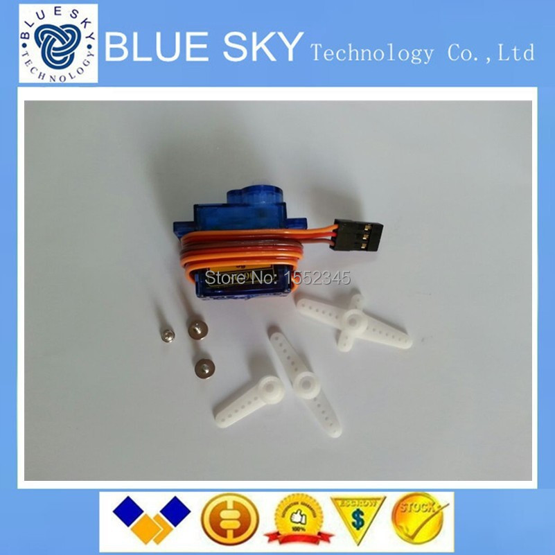 20pcs/lot Micro 9g Servo RC Futaba Helicopter Trex 450 SG90 Free Shipping Via