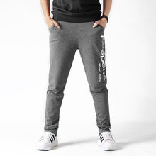 Зимние штаны для мальчиков, одежда для маленьких мальчиков 14 лет, осенняя одежда для мальчиков-подростков, весенние спортивные штаны для ма...(Китай)