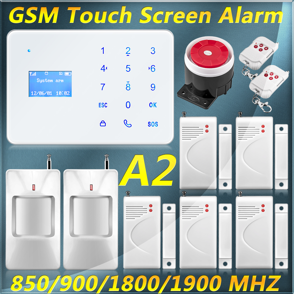 Beste Drahtlose Home Security System