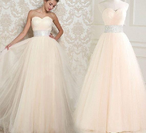 Long Pink Lace Bridesmaid Dress