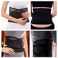 High Quality Waist Support Waist Protection Thin Breathable Mesh Lumbar Support Steel Plate Protection Belt for