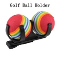 Golf Ball Holder Clip Organizer Golfer Golfing Sporting Training Accessory