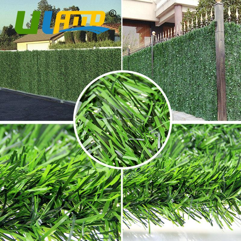 Online Get Cheap Artificial Grass Fence -Aliexpress.com