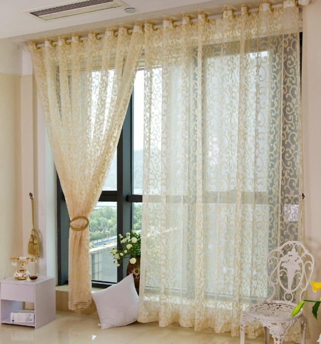 baumwolle voile vorhang kaufen billigbaumwolle voile vorhang partien aus china baumwolle voile. Black Bedroom Furniture Sets. Home Design Ideas
