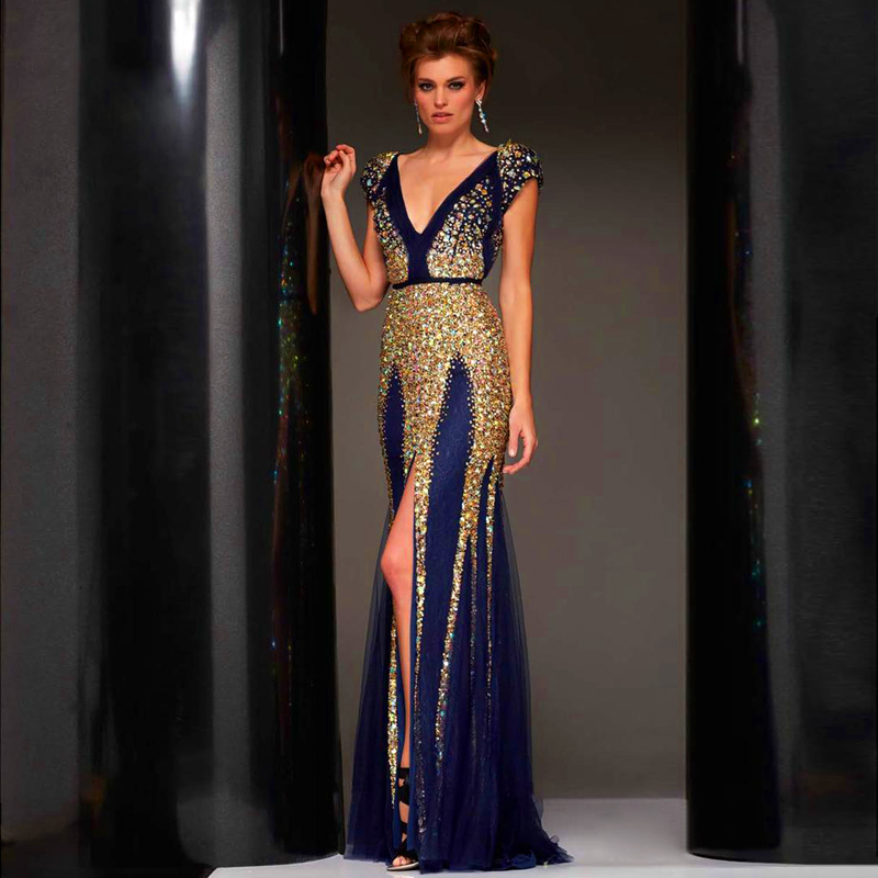 Sonderpreis für Brandneu offiziell Gold Prom Dresses Light in the Box – Fashion dresses