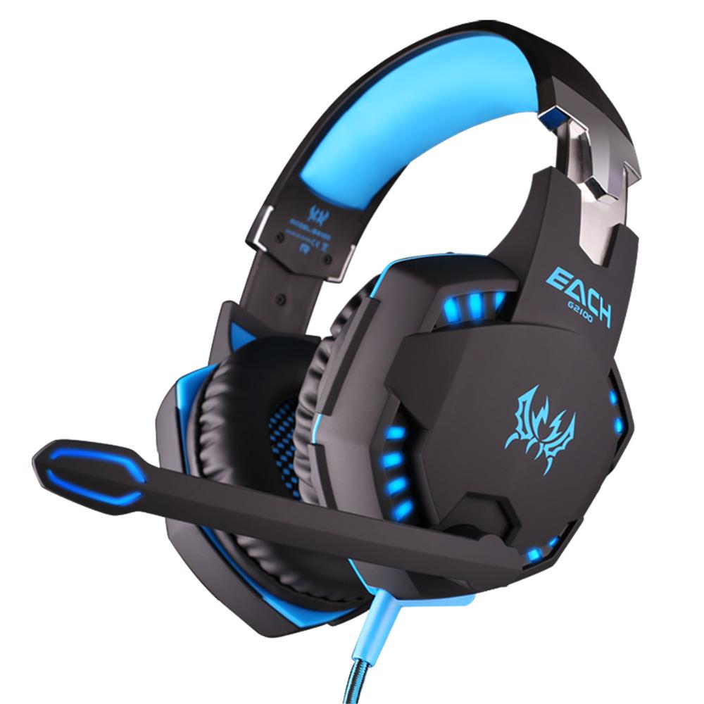 Subwoofer Headphones 3 5mm Jack Headset Amazing Vibration