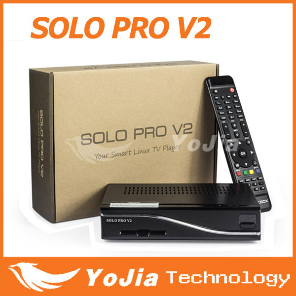 1pc VU+ Solo Pro HD DVB-S2 Satellite Receiver Enigma 2  Mini VU+ Solo Youtube