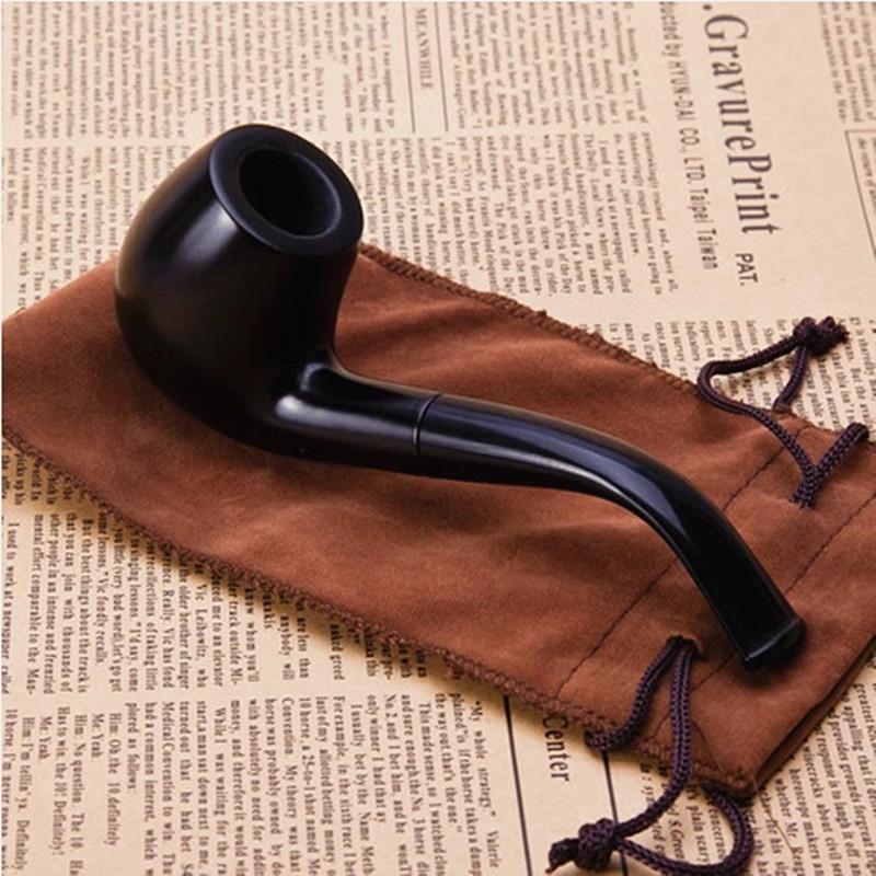 1 компл. Негр Blackwood Трубы Деревянные Трубы Курение Металлический Сетчатый Фильтр