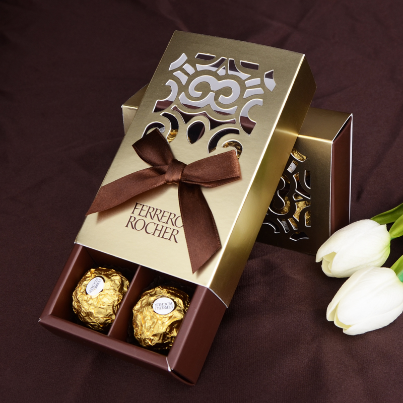 Luxury Chocolates 750g Ballotin Box |Luxury Chocolate Box