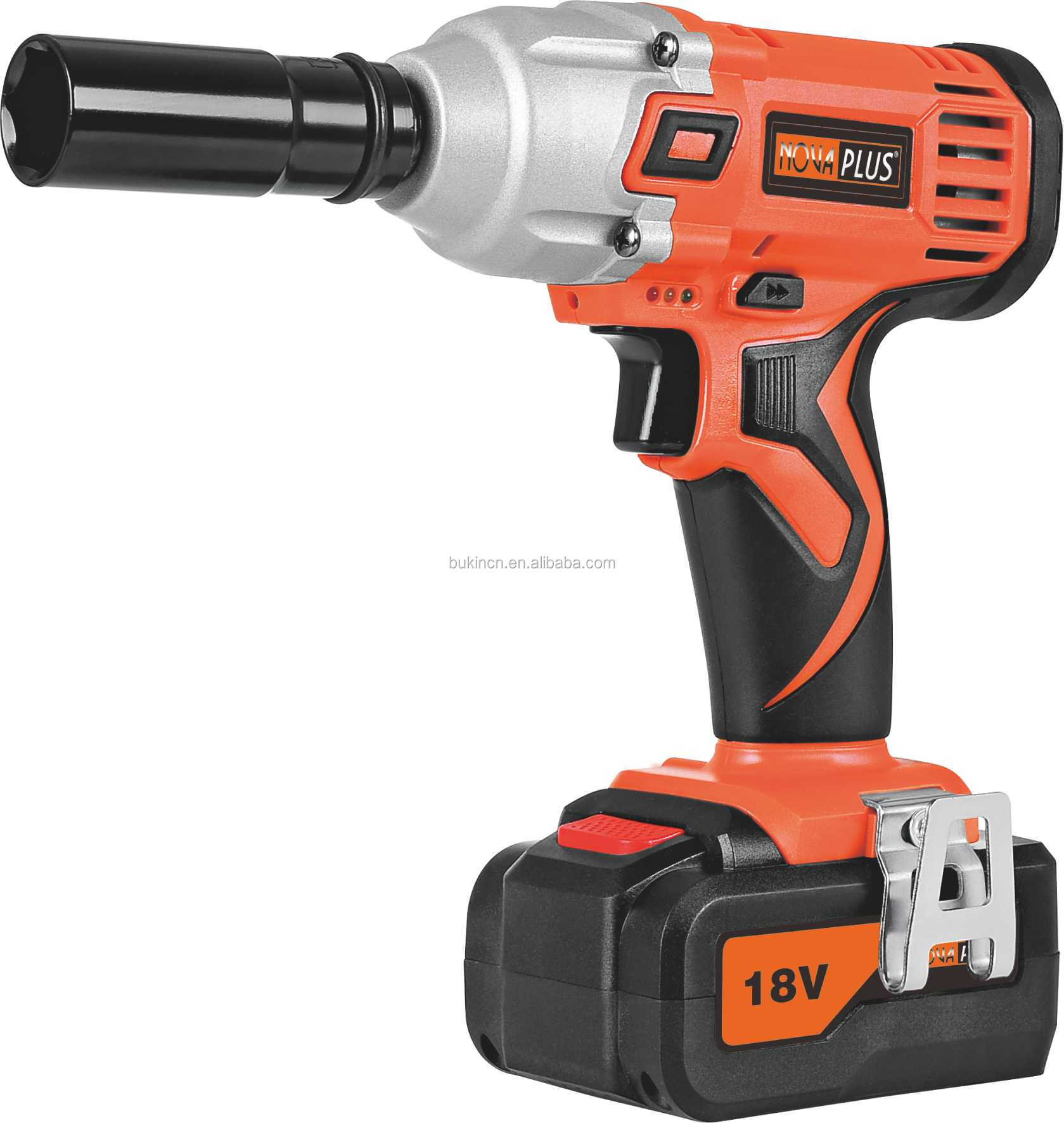 Cordless Impact Driver Electric Wrench Used For