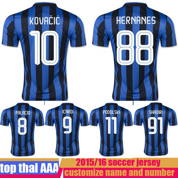 save off 420d6 6a133 A+++ 2015 2016 inter soccer jersey thailand quality 15 16 ...