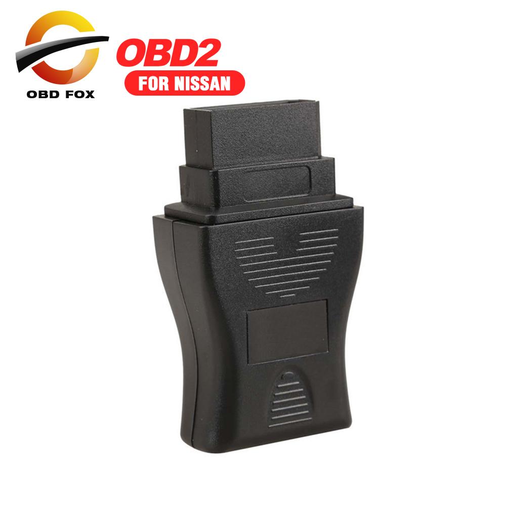 Горячая распродажа на консультации 2 проконсультироваться II OBD USB 1989 ~ 2000 DDL 14Pin разъем для Nissan бесплатная доставка