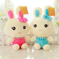 25CM Lovely Little Bunny Stuffed Rabbit Cute Plush Soft Toys Promotional Bunny Doll Rabbit Plush Toy