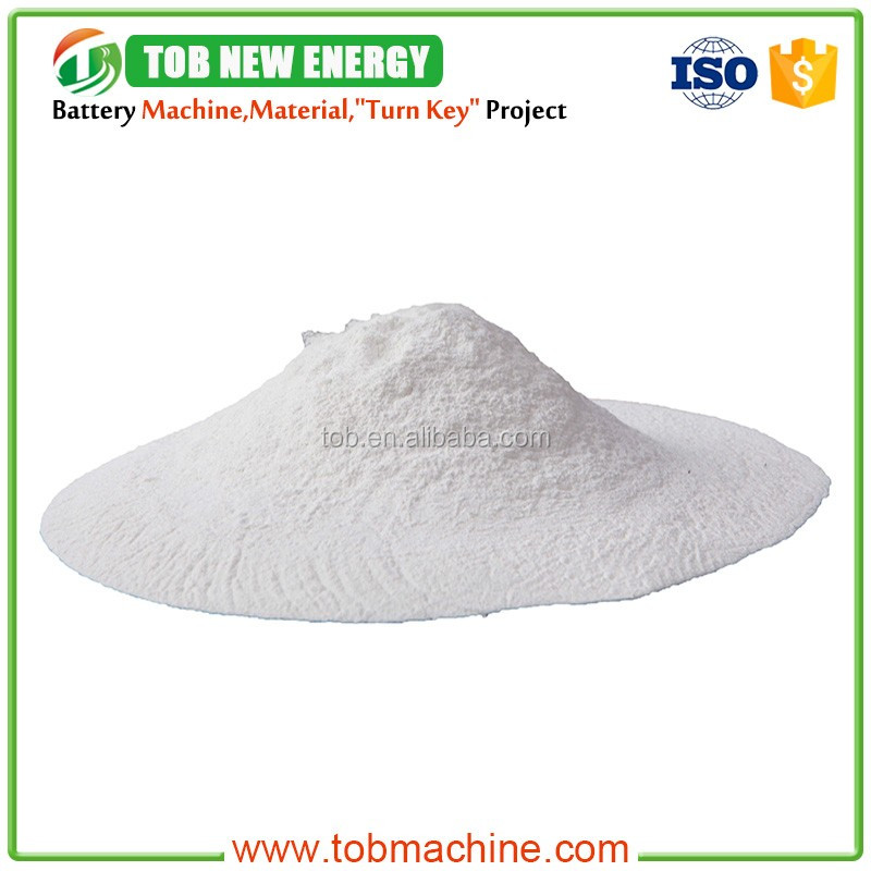 Pvdf Powder Binder Price With High Dielectric Constant