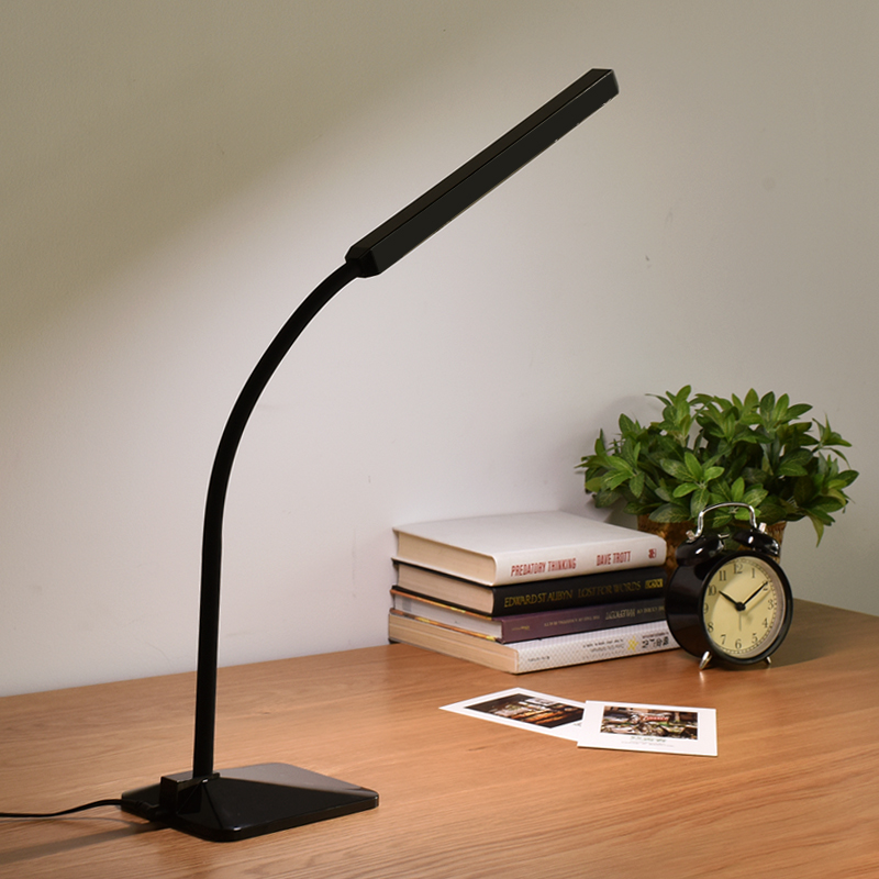Modern Led Eye Protective Desk Lamp Office Study Bedroom
