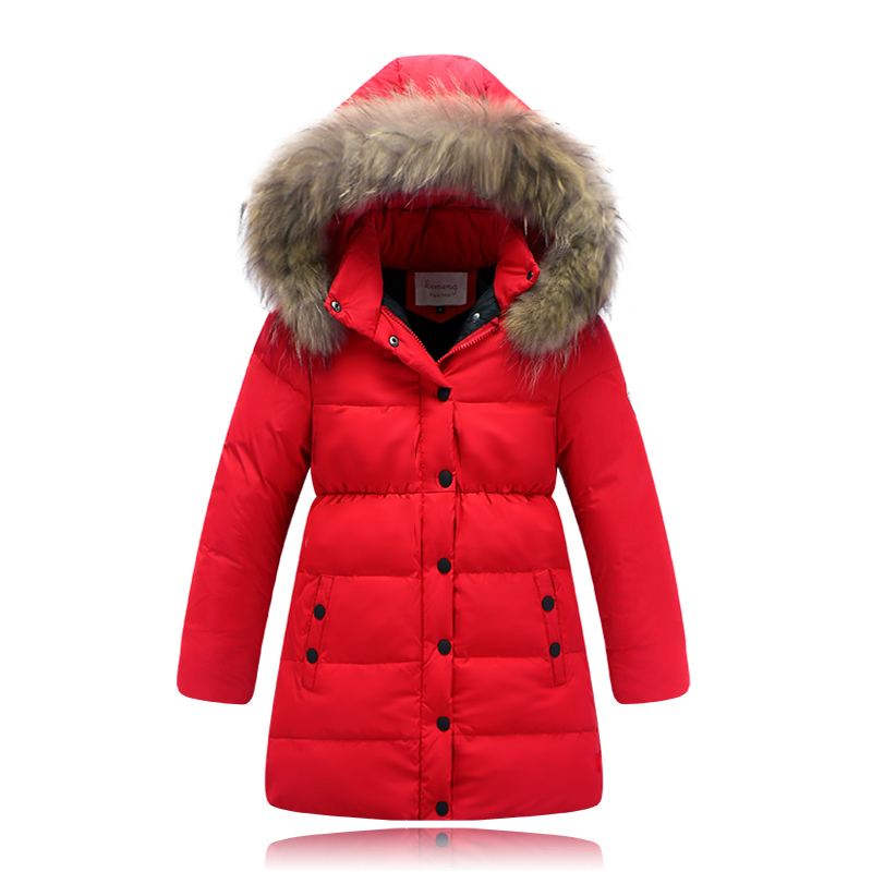 Fashion winter jacket for Girl down Jackets Coats warm ...