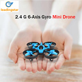 Mini Drone H36 RC Quadcopter 2 4G 6 Axis Gyro 4 Channels LED Headless Mode One