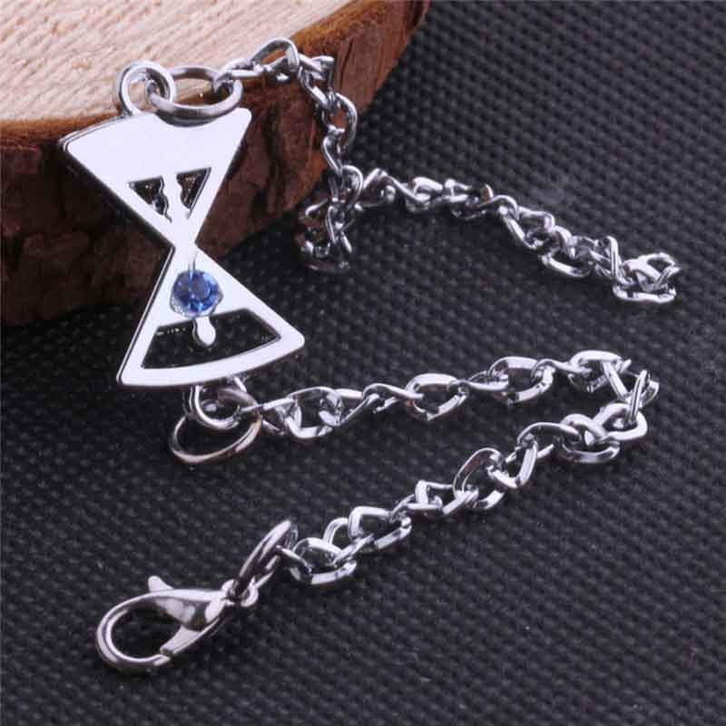 Responsible Hot Selling Exo Chain Bracelet Cuff Bangles Lovers Bracelets 2 Colors Black White Charming Jewelery Accessories #288499 Charm Bracelets