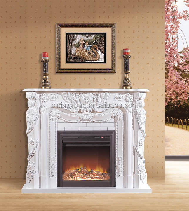 bisini antique style fake fire decorative electric fireplace bf09 42081 buy electric. Black Bedroom Furniture Sets. Home Design Ideas