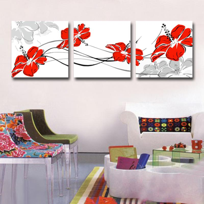 3 Piece Hot Sell Large Modern Home decoration Wall Decor oil painting Canvas Art HD picture Print Painting No frame RM-ZH-070