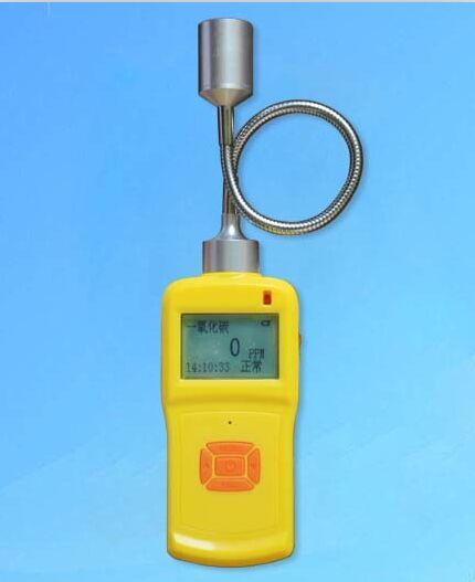 Портативный детектор газа с алкоголем локоть портативный