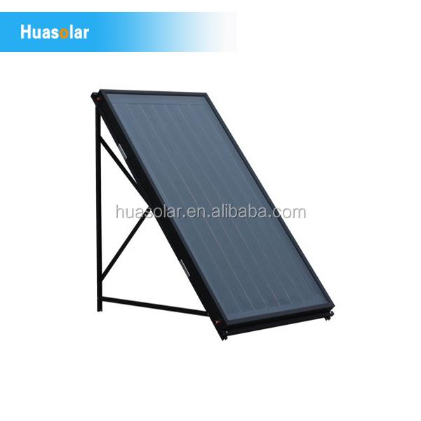 平板太陽熱温水暖房システムの真空管ソーラーコレクタヴィラ用、 2015*1015*76mm対策仕入れ・メーカー・工場