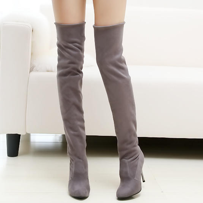 Sexy Boots Large Women 77