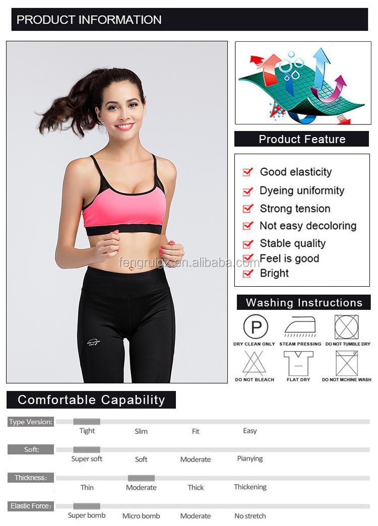 6a6e2f0915 Sexy bra and panty new design spandex   polyester material genie sports bra.  5.jpg 1.jpg ...