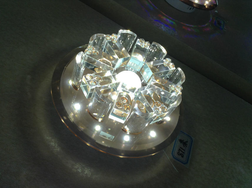 led kristall licht veranda licht flur flur lichter lampe deckenleuchte modellierung lampe von. Black Bedroom Furniture Sets. Home Design Ideas