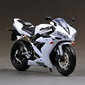 Maisto YMH YZF R1 White motorcycle model 1 12 scale Metal Diecast Models Motor Bike Miniature