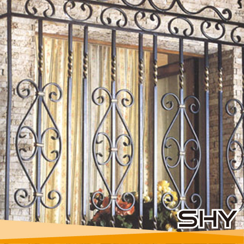 Lowes Wrought Iron Window Grill Design For Outdoor Windows