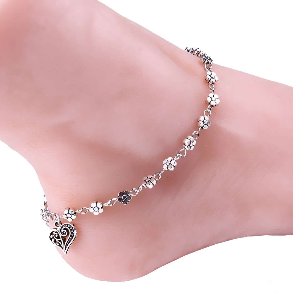 Silver Bead Chain Double Zipper