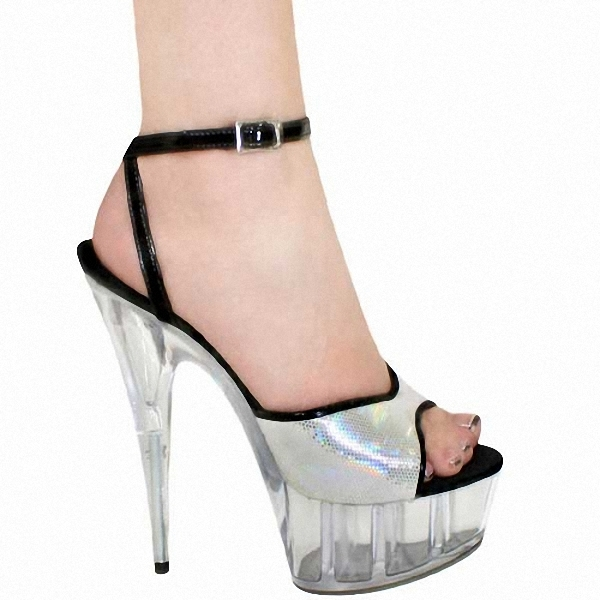 d9dfd86ba69 Flash powder crystal with 15 cm super high heels sandals with club shoes  Factory direct sale wholesale small yards of shoes