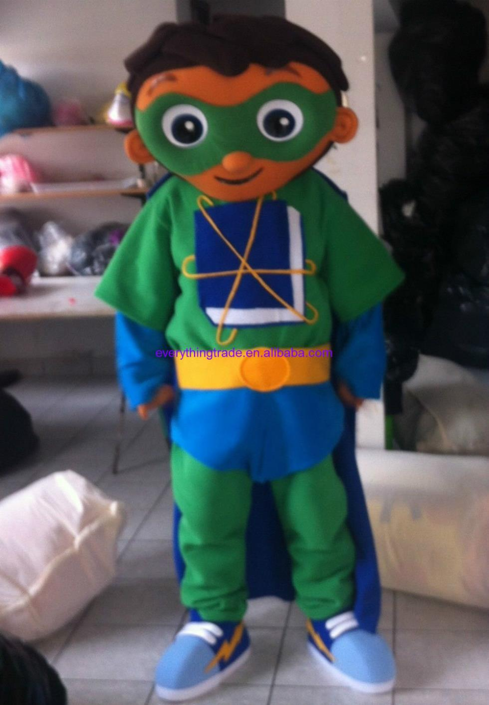 Super Why Costume Promotion-Shop for Promotional Super Why