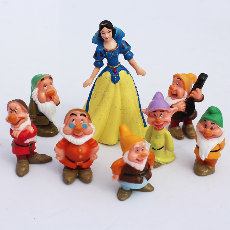 Snow White And The Seven Dwarfs Toys 36