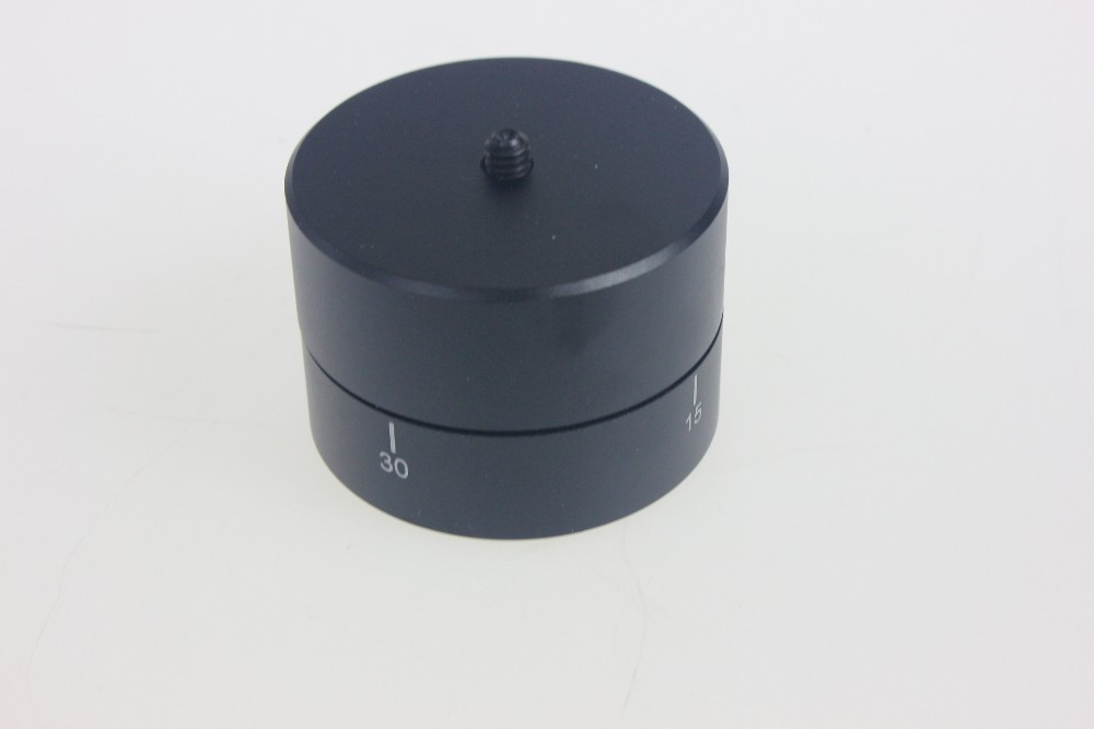 F08954 360 Degree Panning Auto Rotation 3D Panorama Time Lapse Delay Stabilizer