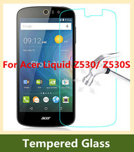 9H 2.5D Explosion-proof LCD Tempered Glass Film For Acer Liquid Z530 / Z530S / 5.0 inch Screen Protector pelicula de vidro
