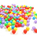 Hot Sale 5 5cm Children s Toys Colored Marine Ball Game Balls 50pcs lot high quality