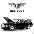 Bentley Mulsanne 1 18 rastar Toy Car model Simulation alloy car models Boy toy car Limousine