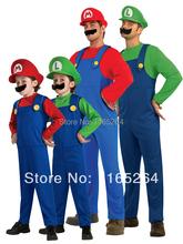 Kostým Super Mario
