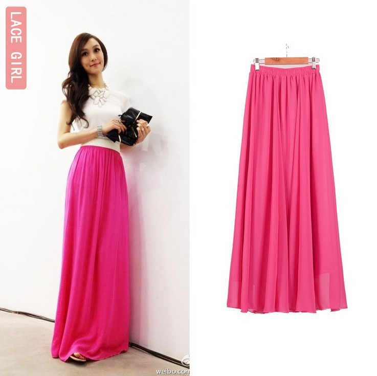 Long skirts look flowy, just visit universities2017.ml to buy. Here you can get a wide range of long skirts for women, such as long maxi skirts, pencil skirts, denim skirts, pleated skirts, a line skirts, floral skirts, chiffon skirts, black, white, red and khaki skirts.