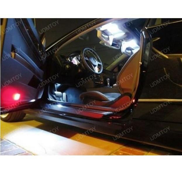 Бесплатная доставка 2 шт./лот ксеноновые лампы белого фестона 31 мм 12 В из светодиодов smd источник салона купол света для Infiniti FX35 2003 - 2008