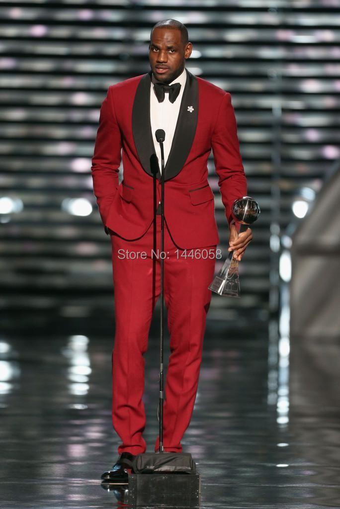 2017 Slim Fit Suit Black Lapel Red Men S Wedding Tuxedo Men Groom Suit Groomsmen One Button Prom Party Suits Jacket Pants Bow Men Groom Suit Suit Blackslim Fit Suit Aliexpress