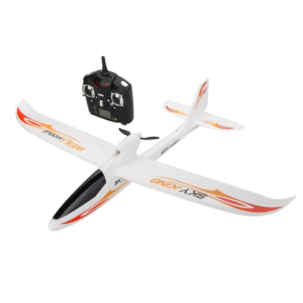 WLtoys F959 3CH 2.4GHz Radio Control RC Fixed-wing Aircraft Airplane Toy RTF